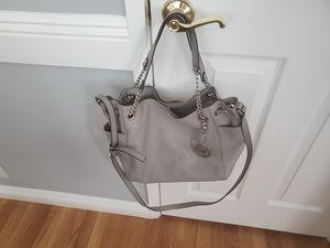 Michael Kors gray handbag for Sale in Lakewood, CA