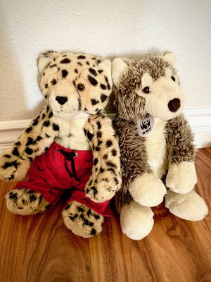 Build-A-Bear stuffed animals for Sale in Oceanside, CA