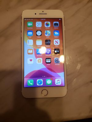 IPhone 7 Plus 128 gig rose gold pink Verizon Wireless unlocked for Sale in Dearborn Heights, MI