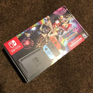 ~NEW!~ Nintendo Switch W/ Mario Kart 8 for Sale in Buena Park, CA