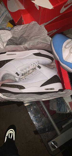 """Jordan 3's """"mocha"""" size 11 for Sale in East Wenatchee, WA"""
