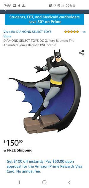 Batman Animated Series Statue for Sale in Corona, CA