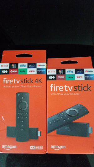 Amazon Fire TV stick for Sale in Brooklyn, OH