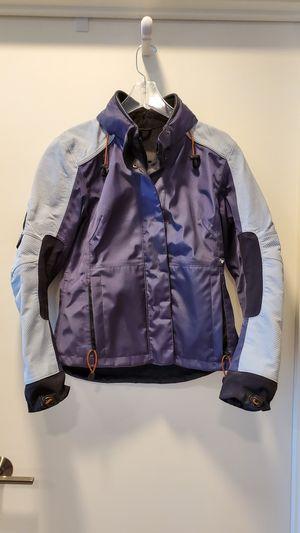 BMW Motorrad Light n Easy Women's Motorcycle Jacket, Size 10R for Sale in Seattle, WA