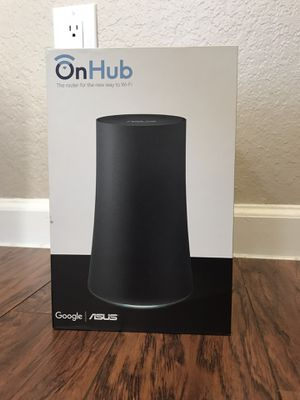 Asus OnHub Router for Sale in Carrollton, TX