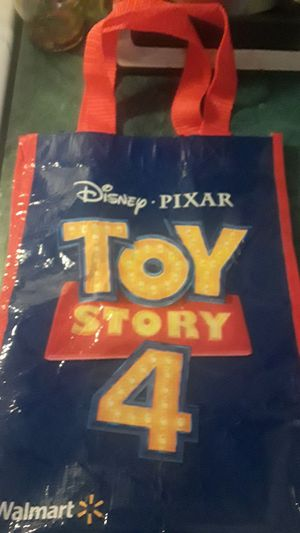 Toy Story Collector's Walmart Shopping Bag for Sale in Clayton, NC