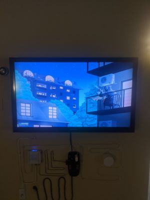 "46"" Samsung TV with mount for Sale in Orlando, FL"