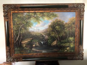 Oil painting for Sale in Miami, FL