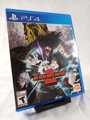 My Hero Ones Justice 2 for PS4 for Sale in Phoenix, AZ