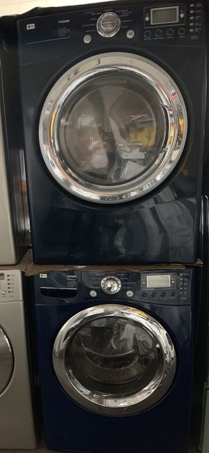Washer and dryer LG for Sale in Lynwood, CA