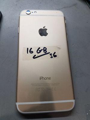 IPhone 6 16gb, unlocked for Sale in Glendora, CA