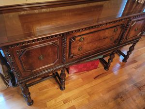 Dining room buffet (antique) for Sale in Tampa, FL
