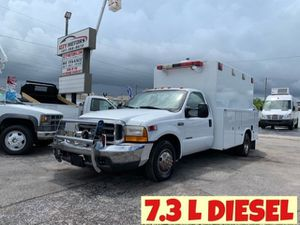 1999 Ford Super Duty F-350 DRW for Sale in St.Petersburg, FL