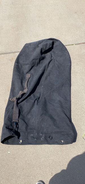 Military style Duffle bag. for Sale in Glendale, AZ