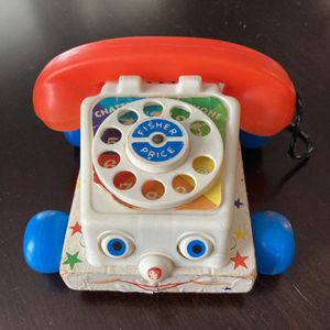 Vintage Fisher Price Chatter Telephone for Sale in Washington, IL