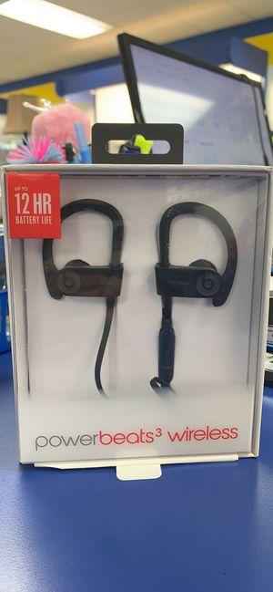 Powerbeats 3 wireless headphones for Sale in Azalea Park, FL