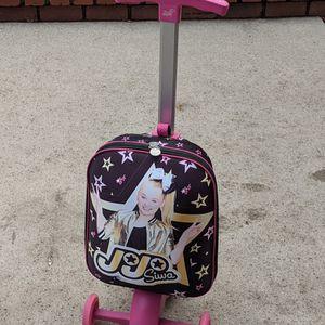 JoJo Siwa Luggage Scootie for Sale in Anaheim, CA