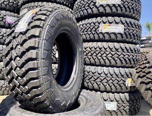 "17"" HANKOOK DYNAPRO M/T RT03 TIRES IN STOCK TODAY Mud Terrain Size 285/70R17 ....$159 EA for Sale in La Habra, CA"