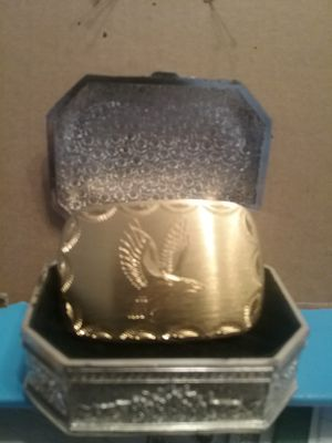 Eagle belt buckle with case New for Sale for sale  Staten Island, NY
