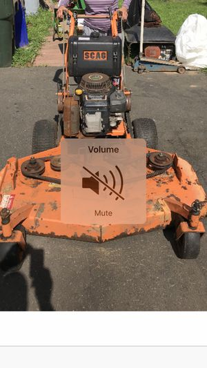 Scag 48 inch walk behind for Sale in Southington, CT