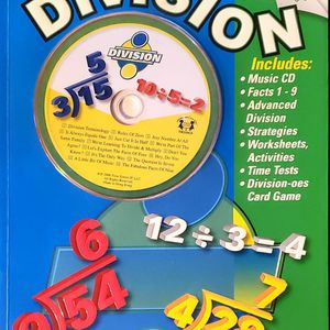 Twin Sisters Productions Division Book With CD for Sale in Denton, TX