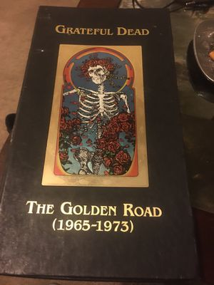 Grateful Dead box set for Sale in Westminster, CO