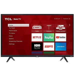 "TCL 49S325 49"" 1080p Smart Roku LED TV for Sale in Apache Junction, AZ"