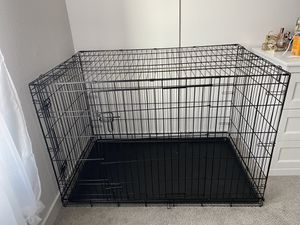 "Amazon Basics 48"" Dog Crate Kennel for Sale in Los Angeles, CA"