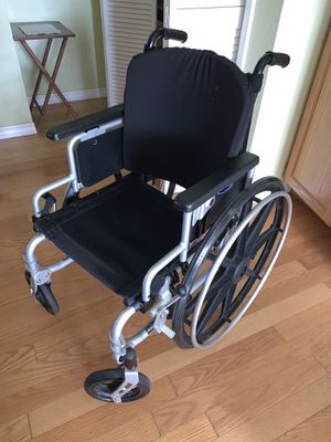 Wheel chair, excellent cond, sturdy, highly adjustable for Sale in Clearwater, FL