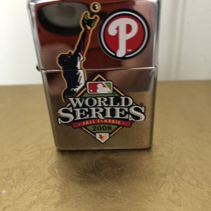Zippo Lighter Phillies 2008 for Sale in Ridley Park, PA