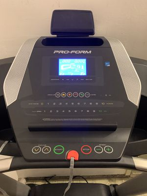 ProForm 505 CST Folding Treadmill with 10% Incline Controls, Compatible with iFit Personal Training at Home for Sale in Carlsbad, CA
