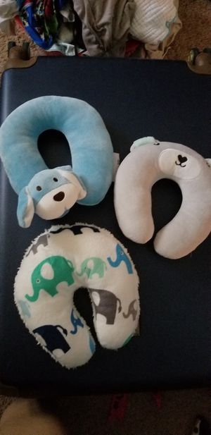 Baby neck supporting pillow for Sale in San Diego, CA