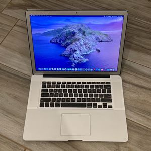 "MacBook Pro 15"" Late-2011 for Sale in Plainfield, IL"