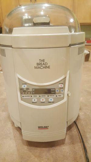 Bread machine for Sale in Chandler, AZ