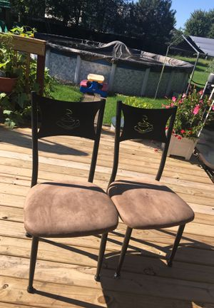 4 chairs for sale just the chairs for Sale in Oswego, IL