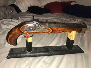 Black powder pistol for Sale in Seattle, WA