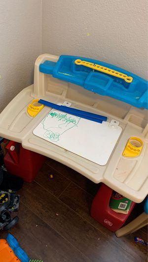 Kids art desk for Sale in San Jose, CA