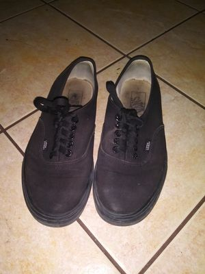 Vans Black for Sale in CORP CHRISTI, TX