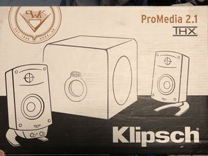 Klipsch Home Audio System for Sale in Fresno, CA
