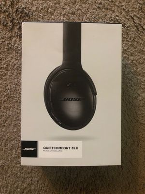 Bose QuietComfort 35 II for Sale in Coconut Creek, FL