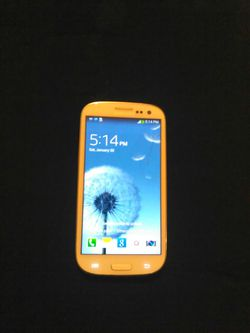 any carrier Samsung GALAXY S3 unlocked metro att cricket, Verizon Mexico Guatemala Honduras a Ecuador international for Sale in Los Angeles,  CA