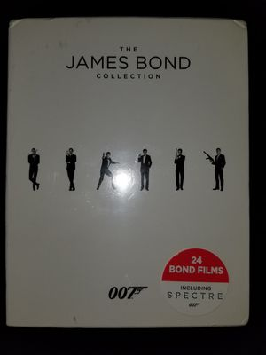 *NEW* James Bond Collection Bluray (24 Films) for Sale in Spring, TX