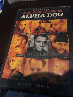 Alpha dog movie for Sale in Riverside, CA