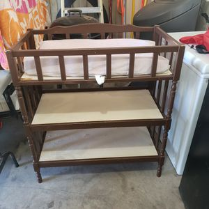 Changing Table for Sale in Queen Creek, AZ