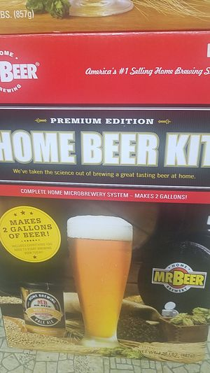 Home Brewing kit for Sale in Portage, MI