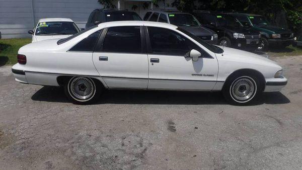 1991 Chevy Caprice