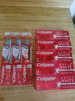 Colgate small bundle $13 firm price for Sale in Ontario, CA