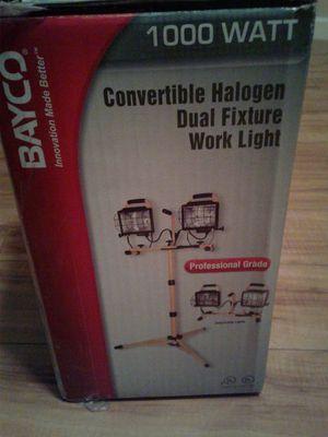 New 1000watt halogen lights tripod stand for Sale in Las Vegas, NV