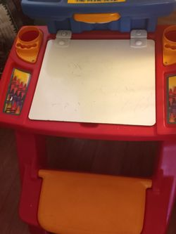 Toddler Activities Desk for Sale in Clearwater, FL