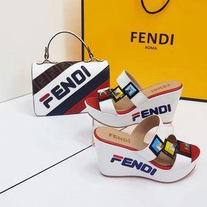 Fendi Designer Slides & Purse for Sale in FL, US